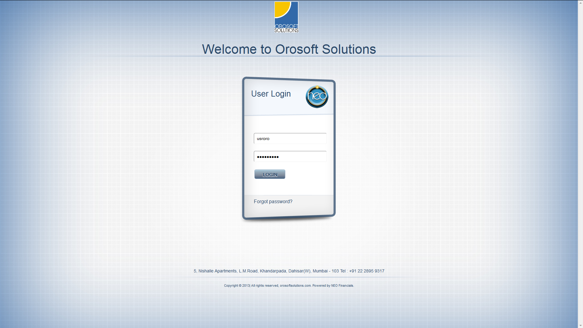 http://orosoftsolutions.com/wp-content/uploads/2016/10/Login-Page.png